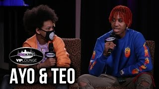 Ayo & Teo On The Success Of 'Rolex', How They Got Started & Working With Usher, Lil Yachty & More!