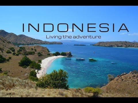 INDONESIA: living the adventure