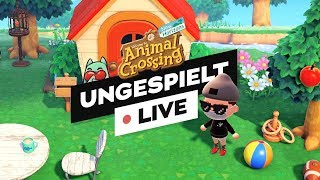 ANIMAL CROSSING [TAG 4] #ungespielt