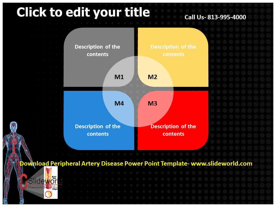 Download Peripheral Artery Disease Powerpoint Template Youtube