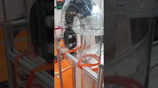 Рука робот на выставке #iRex20…