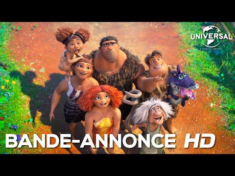 Les Croods 2 : Une Nouvelle Ère - Bande annonce VF [Au cinéma le 7 juillet]
