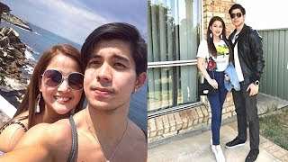 LOOK! Dianne Medina & Rodjun Cruz vacation in Sydney Australia!