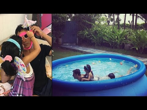 Akshay Kumar and Twinkle share daughter Nitara's adorable photos on her birthday   Filmibeat Mp3