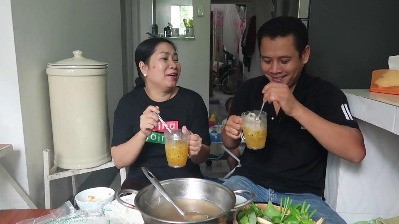 Bò Nhúng Giấm Cuốn Bánh Tráng #416 | 7 Thuận