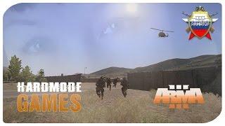 ARMA 3 HMG  миссия Charlie Don