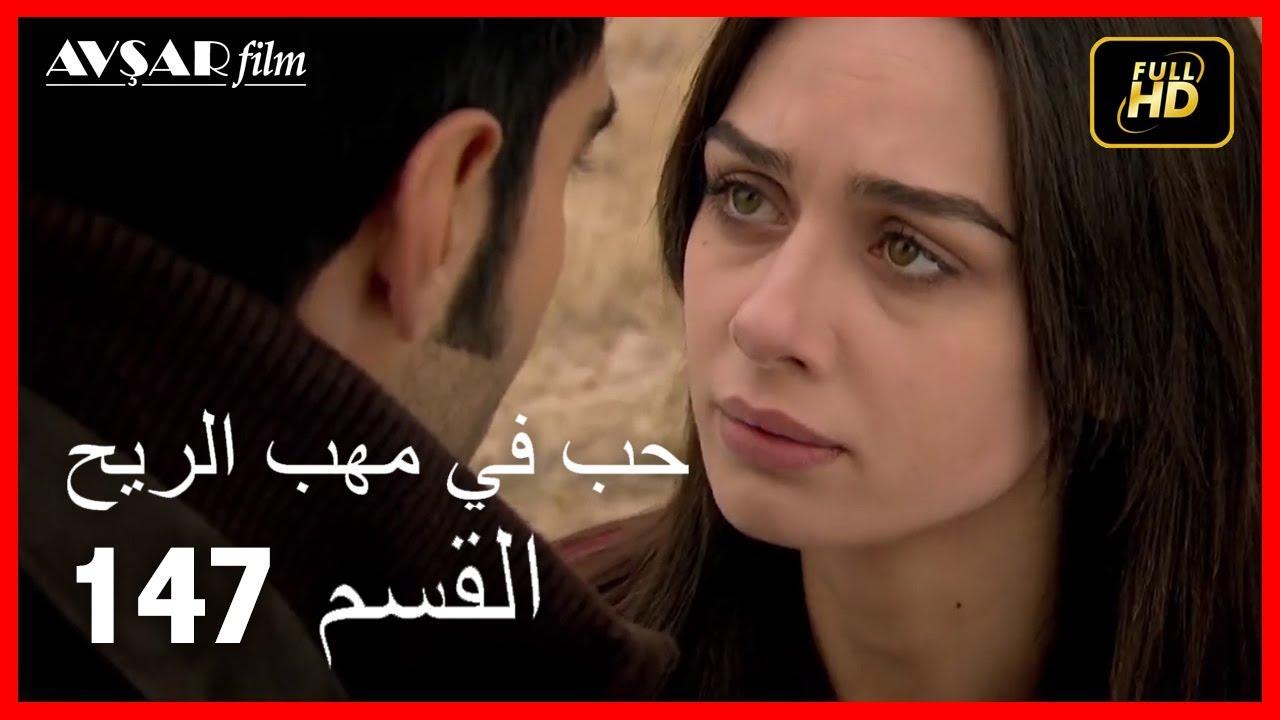حب في مهب الريح الحلقة 147 Youtube