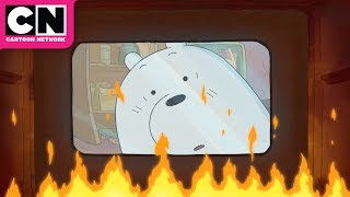 We Bare Bears | The Little Bears Are POSSESSED! | Cartoon Network
