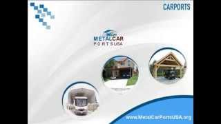 What You Need To Know About Metal Carports