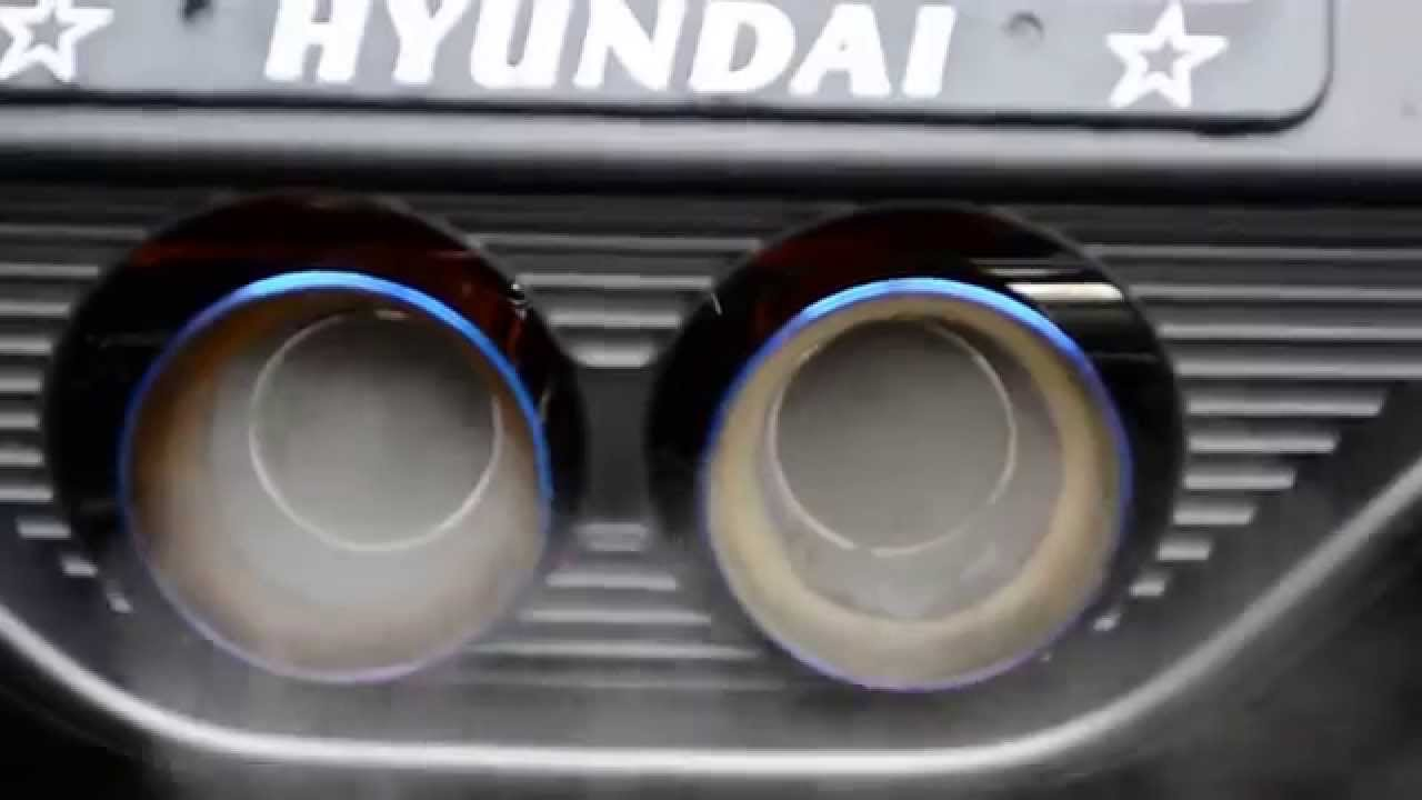 Cnt Racing 2015 Hyundai Veloster Turbo Cat Back Exhaust
