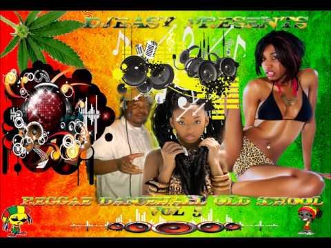 Reggae Dancehall Old School Vol 5  mix by Djeasy