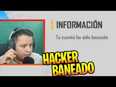 Download GARENA VUELVE A BANEAR AL HACKER EN SU PROPIO DIRECTO!!! - FREE FIRE