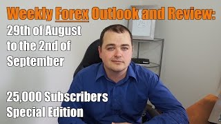 Weekly Forex Review - 29th of August to the 2nd of September
