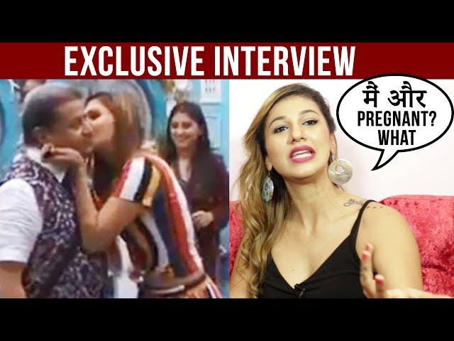 Bigg Boss 12: Jasleen Matharu ने Anup Jalota संग Pregnancy की ख़बर पर तोड़ी चुप्पी | Hindi Rush