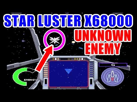[2/2] スターラスター(STAR LUSTER) ADVENTURE (X68000,アレンジ版,1994年)