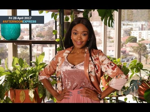 Thembi Seete | Afternoon Express | 28 April