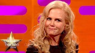 Nicole Kidman on Turning 50 | The Graham Norton Show