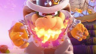 Super Mario Odyssey - New Generation Mario - Nintendo Switch Gameplay Walkthrough Part 1