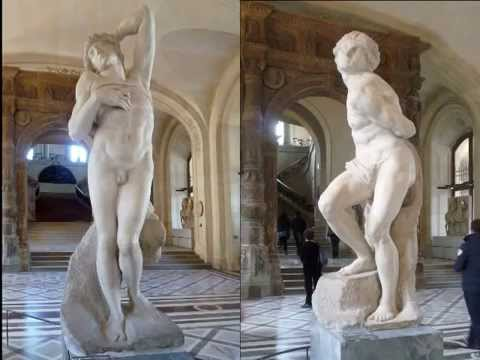 Slaves (marble sculptures)