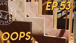 Building Stairs Wrong Ep.53