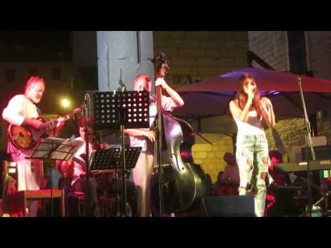 Karla Krmpotić - Crazy - International Summer jazz school, island Brač