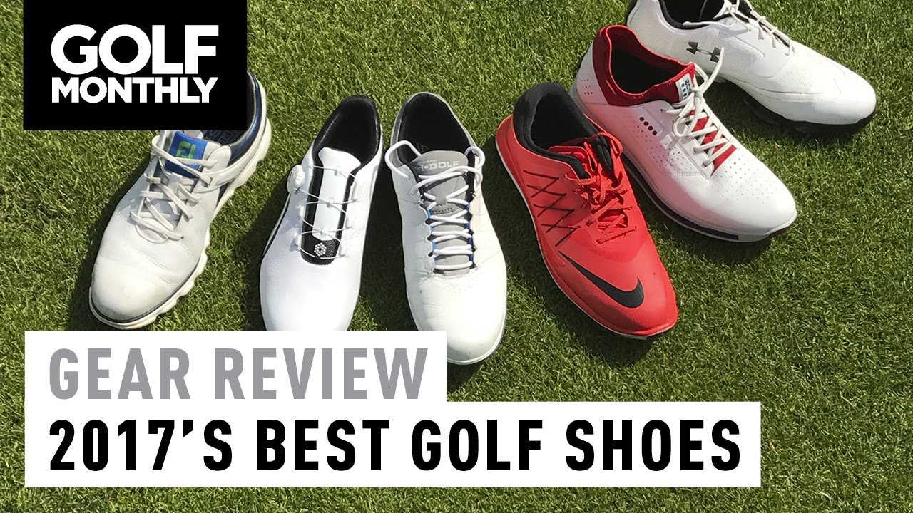 c520d6944913f 2017's Best Golf Shoes | Golf Monthly - YouTube