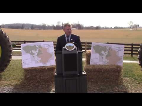 Executive Kittleman to File Bills Protecting Property Rights and Agricultural Community