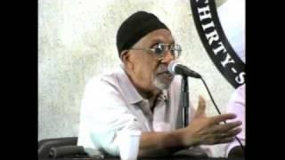 Ahmad Haleem Sahib, Mufti Muhammad Sadiq Lifetime award MKAUSA Ijtema 2010
