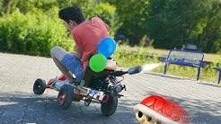Das REAL-LIFE Mario Kart I BANLIFE