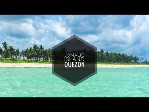 Jomalig Island, Province of Quezon