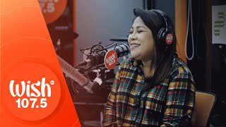 "Leah Patricio performs ""You Have a Friend in Me"" LIVE on Wish 107.5 Bus"