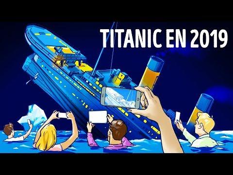 Et Si Le Titanic Coulait Aujourd'hui ?