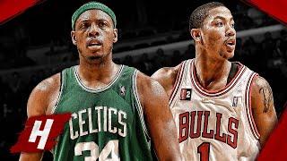 Boston Celtics vs Chicago Bulls - BEST 3OT Game 6 Highlights   First Round, 2009 NBA Playoffs
