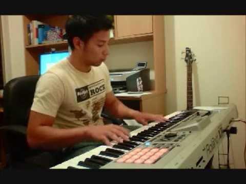 Aku Mau by Once - Piano Solo