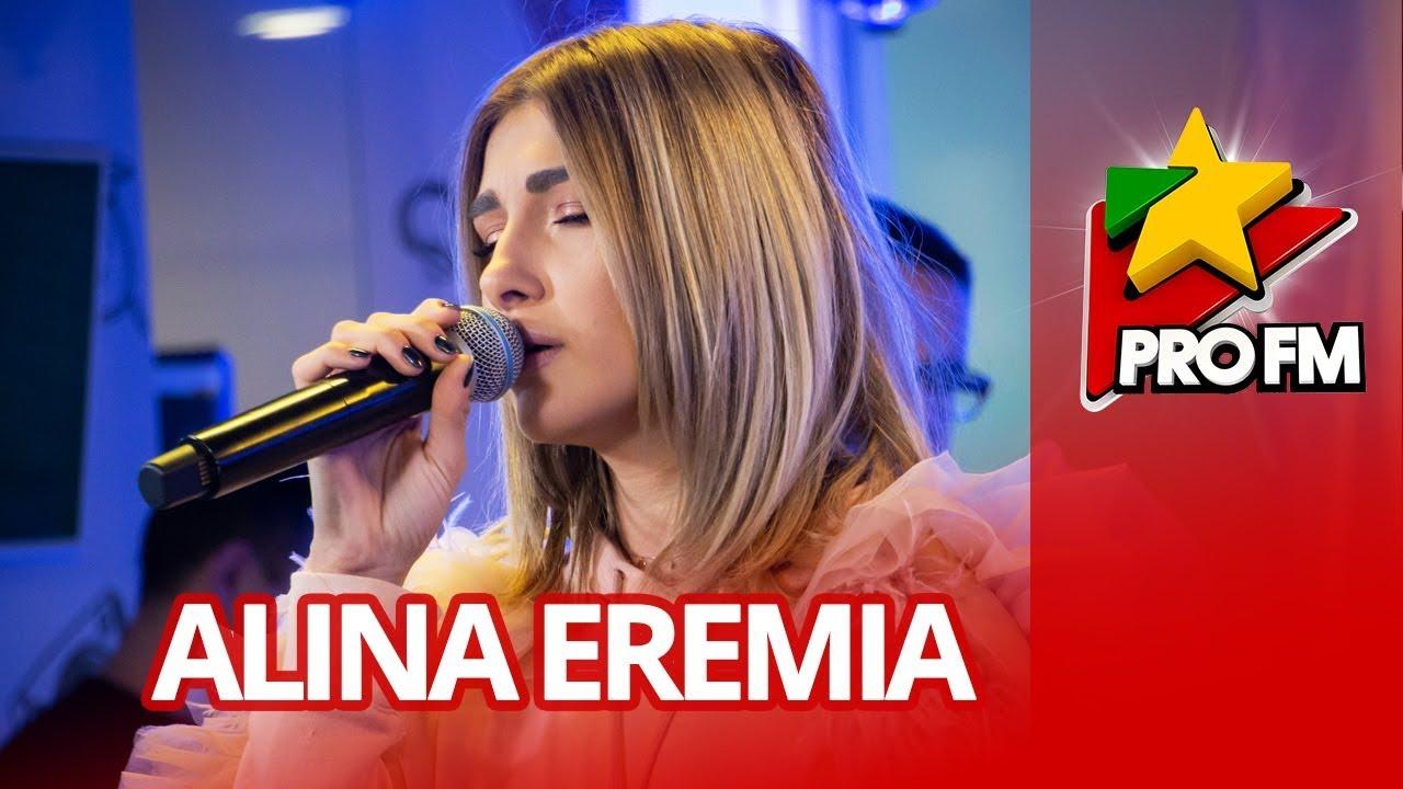 ALINA EREMIA - Tatuaj  | ProFM LIVE Session