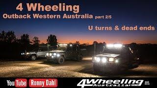 4 Wheeling Outback Western Australia 2/5