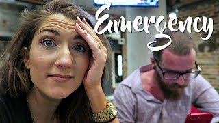 Emergency in New Orleans | vlog