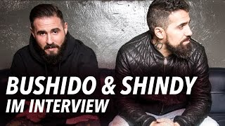 "Bushido & Shindy über ""Cla$$ic"", Geld, Fler & Kay One (16BARS.TV)"