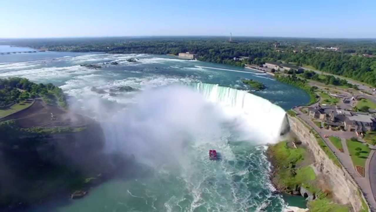 Beautiful Niagara Falls Wallpaper Niagara Falls 4k ナイアガラの滝 Youtube