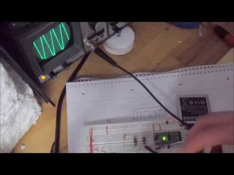 RF Generator and coil antenna