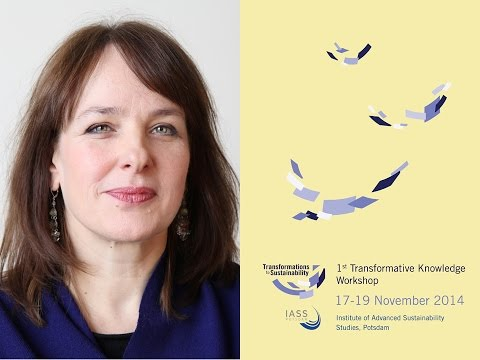Introduction To Transformations To Sustainability - Heide Hackmann