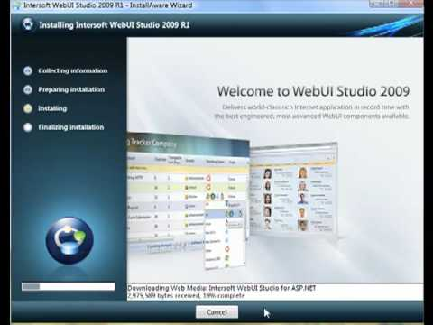 WebUI Studio 2009 Installer
