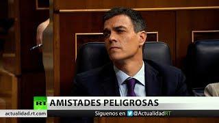 España: Pedro Sánchez se reúne en secreto con George Soros