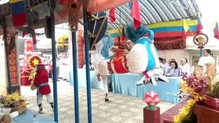 MÚa Ngọc Kỳ Lân khánh thành Thánh Thất Phú Hòa Đông (Củ Chi)
