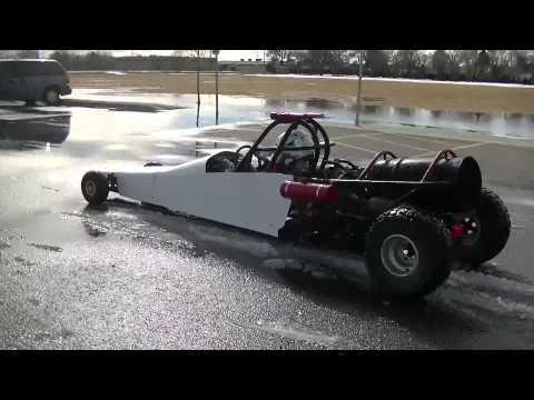 Taylor Larson Go Kart Test 1