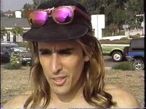 LUNADA BAY in  PALOS VERDES CALIF 1995/96 Surf localism News Stories