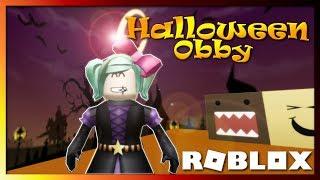 Roblox Halloween Obby | Klassisch, Einfach, Spaß, Fast Obby | SallyGreenGamer, Geegee92 Familienfreundlich