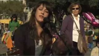 Stand By Me - Nena Daconte & Amaia Montero (Playing For Change)