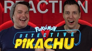 PokeMon - Detective Pikachu - Trailer Reaction