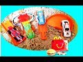 Come Let's Play Hot Wheels on Sand , Mc Donalds Happy Meal Toy Collections 2019, Fun Learning